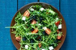 Fotografia przedstawia smaczną zdrową sałetkę - dieta z Genodiet Completo